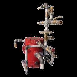 УУ–С 100(150)/1,6  ВВз-В Ф 14-тип «Экстракласс» БИРЮ 01.309.00.000 D100 водовоздушный с клапаном КВП / БИРЮ 01.309.00.000-01 D150 водовоздушный с клапаном КВП