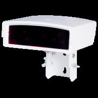 Извещатель дымовой оптический линейный ИП 212-08М Луч-3М
